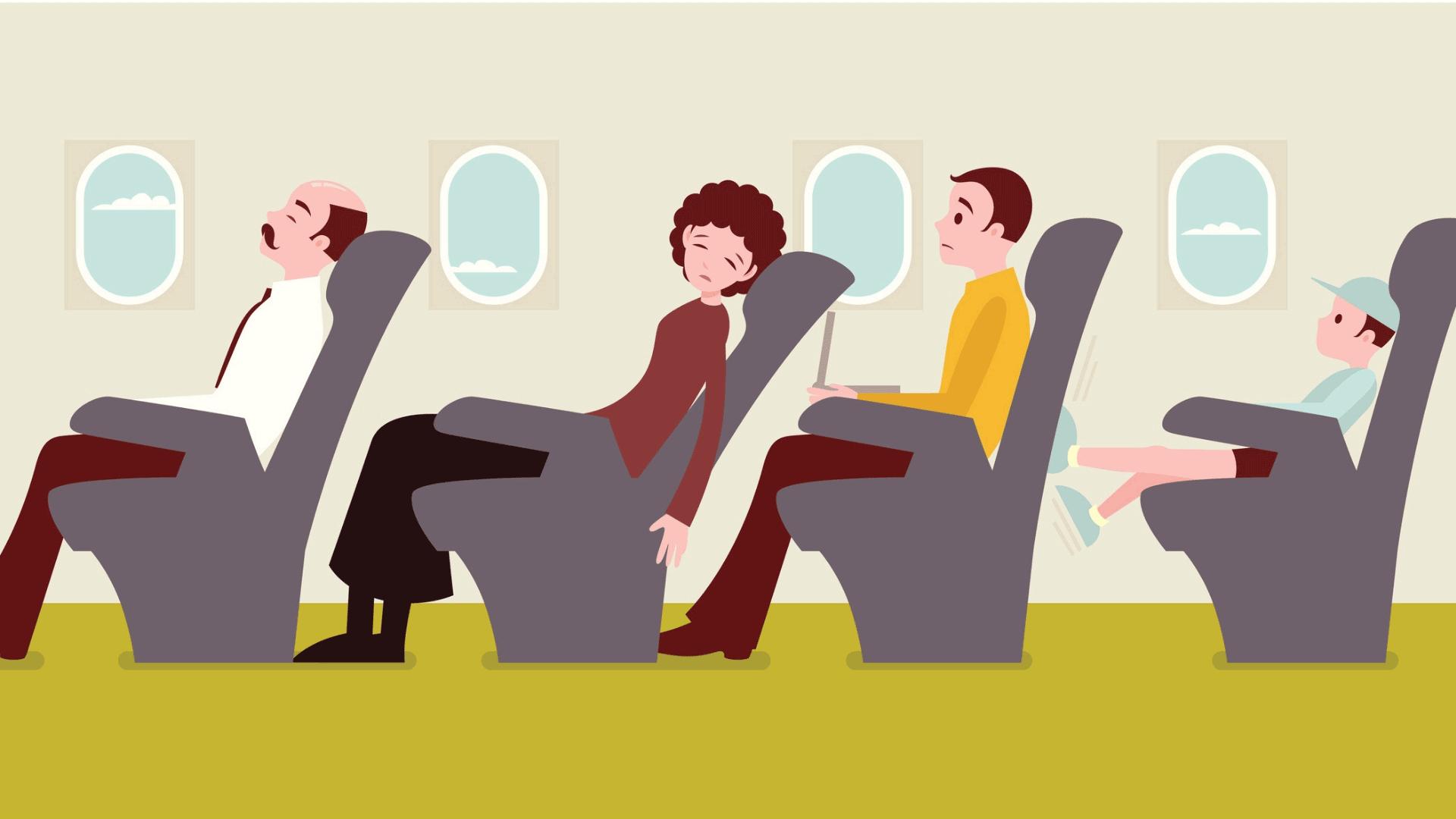 Tips for Better Vein Health While Flying
